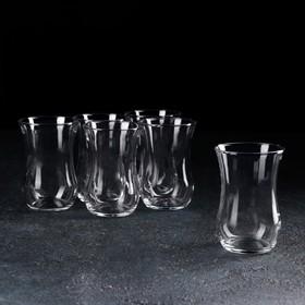 Набор стаканов для чая 6 шт «Классик» 115 мл, 5,7×8,3 см