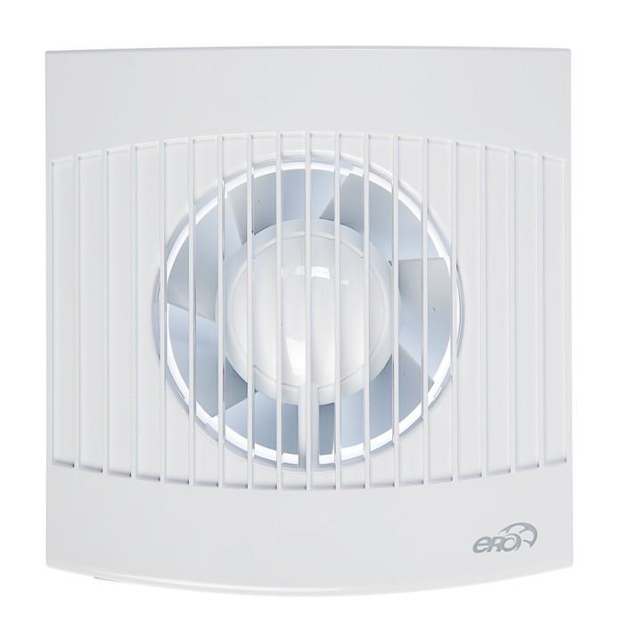 Вентилятор вытяжной ERA COMFORT4, 162х168 мм, d=100 мм, 220-240 В