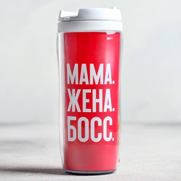 Кофе молотый в термостакане «Мама», 20 г, 350 мл