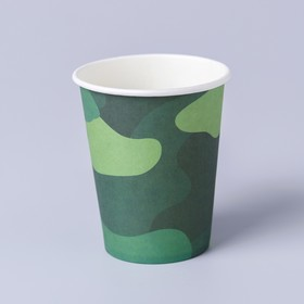 """A glass paper of """"Military"""", 250 ml, set of 6 PCs"""