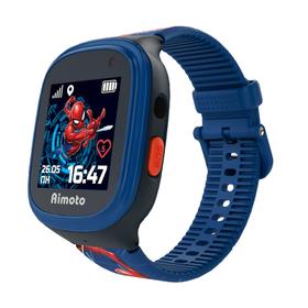 "Смарт-часы Aimoto ""Кнопка жизни"" Marvel ""Человек паук"", GPS, A-GPS, LBS, Aim, Cam, фонарик"