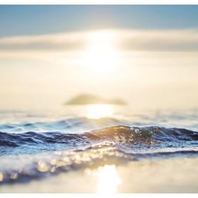 "Фотообои ""Море"", 210х200 см, 130 г/м"