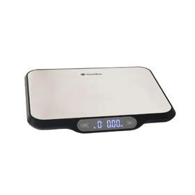 Весы кухонные GEMLUX GL-KS15, электронные, до 15 кг, точность 1 гр, жк-дисплей