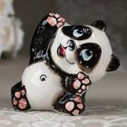 Souvenir Panda, mix, Gzhel