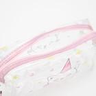 Косметичка ПВХ, отдел на молнии, цвет перламутр - фото 1770018