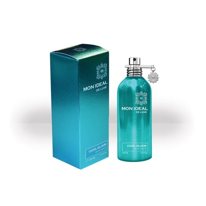 Туалетная вода женская Mon Ideal De Luxe, Cool Elixir, 100 мл