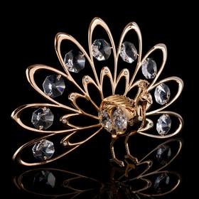 Souvenir with Swarovski crystals