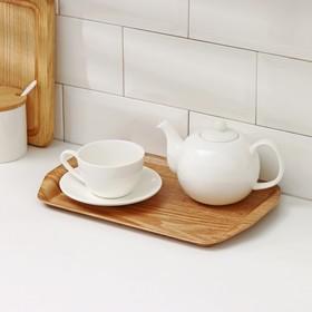 Tray for Breakfast Zarya 30x20 cm