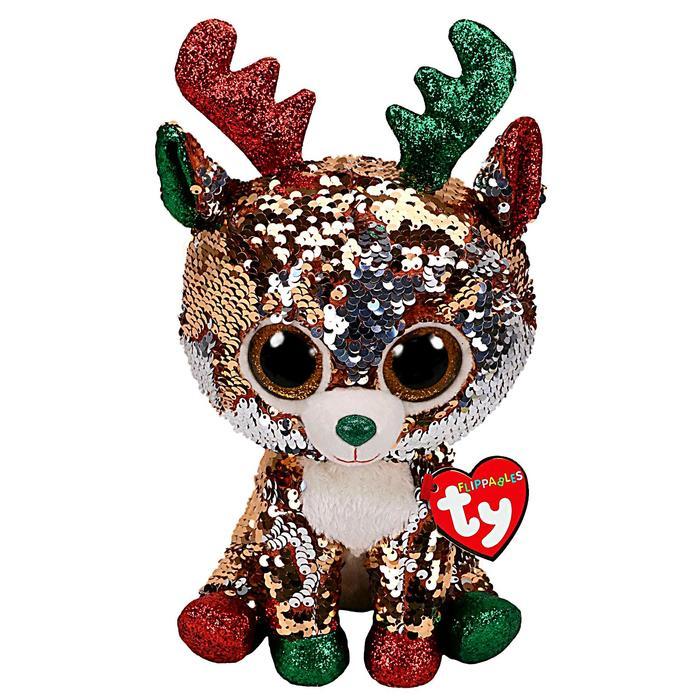 Мягкая игрушка «Олень» Tegan, 25 см