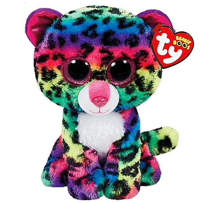 Мягкая игрушка «Леопард» Dotty, многокрасочный, 40 см
