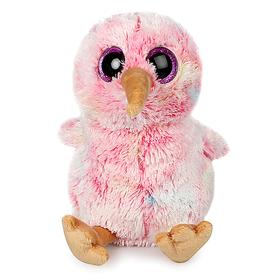 Мягкая игрушка «Птичка» Kiwi, разноцветная, 15 см