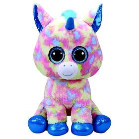 Мягкая игрушка «Единорог» Blitz, цвет синий, 25 см