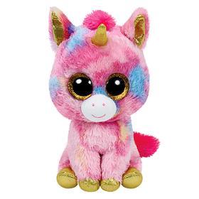 Мягкая игрушка «Единорог Fantasia», разноцветный, 25 см