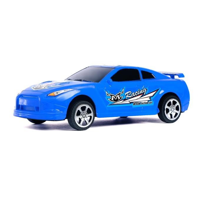Машина инерционная «Рейсинг», цвета МИКС