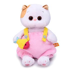 Мягкая игрушка «Ли-Ли BABY в меховом комбинезоне», 20 см