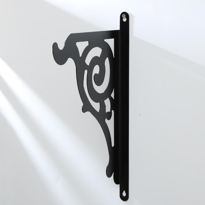 Кронштейн для кашпо, 12 см, «Ионический ордер», Greengo