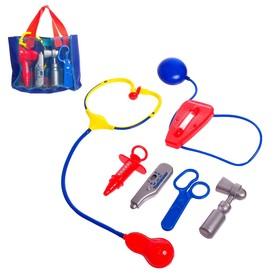 Игровой набор доктора «Айболит», в сумочке