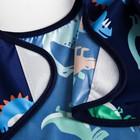 """Нагрудник с рукавами и карманом """"Динозавры"""" - фото 105449652"""
