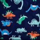 """Нагрудник с рукавами и карманом """"Динозавры"""" - фото 105449653"""