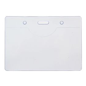 Бейдж-карман горизонтальный 70*98 мм 20мкр