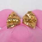 Шапка для девочки, цвет розовый, размер 50-54 - фото 106998767