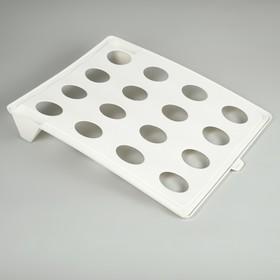 Доска для хранения одежды, 35,5×28,5 см, цвет белый