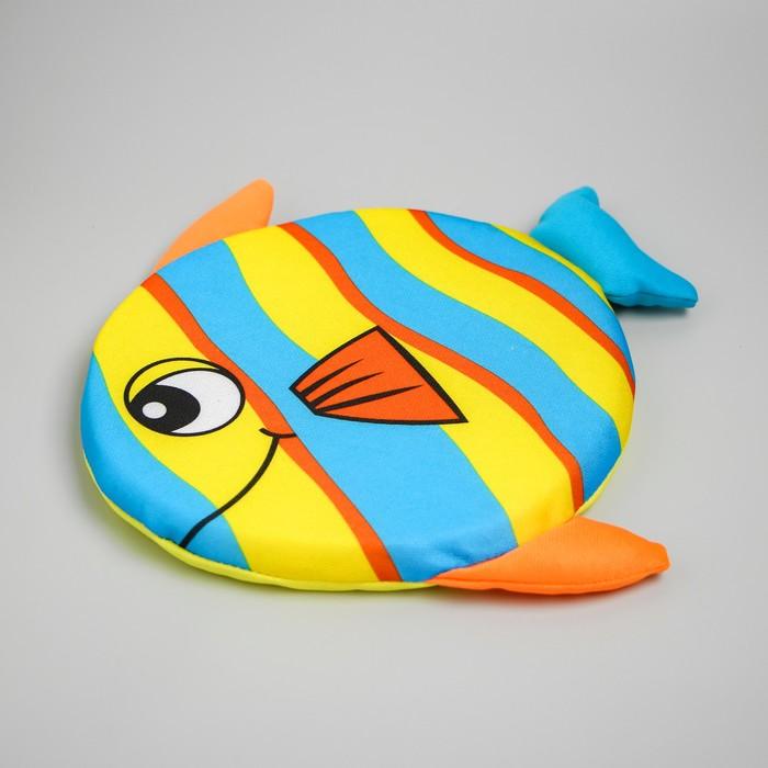 Водная летающая тарелка «Рыбка», виды МИКС