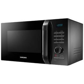 Микроволновая печь Samsung MG23H3115NK, 800 Вт, 23 л, гриль, чёрная