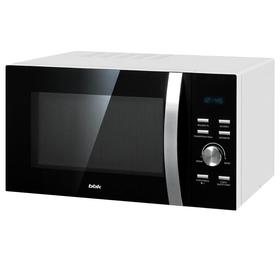 Микроволновая печь BBK 23MWS-827T/W, 800 Вт, 23 л, 5 ступеней мощности, белая