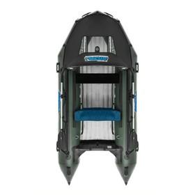 Лодка ПВХ Stormline Heavy Duty AIR PRO 340, зелёная