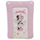 Доска пеленальная мягкая Polini Kids Disney baby «Минни Маус Фея» 70х50 см, цвет розовый