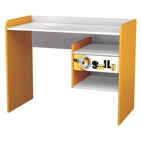 Стол письменный Polini kids Fun 1000 «Миньоны», цвет жёлтый