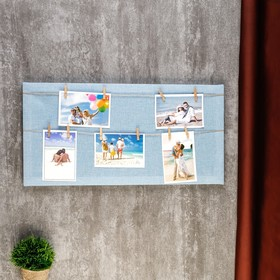 Photo frame tree for 10 photos up to 10x15 cm