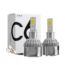 Autolamp H3 led, 36 watts, 3800 Lumens, 2 PCs set