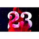 """Фотобаннер 250 х 200 см, с фотопечатью """"23"""""""