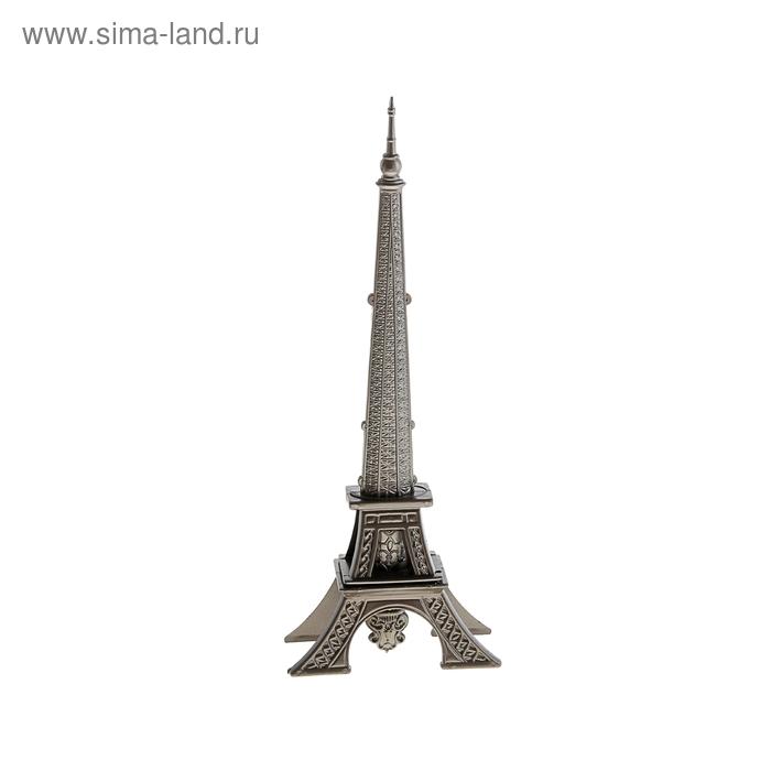 """Кинжал сувенирный на вертикальной подставке """"Эйфелева башня"""""""
