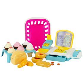 Игровой набор «Кондитерский магазин», 15 предметов
