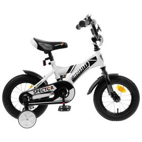 "Велосипед 12"" Graffiti Spector, цвет белый"