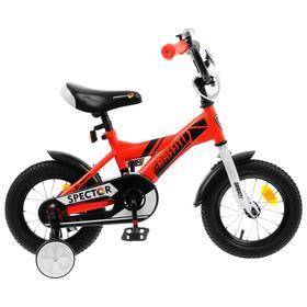 """Велосипед 12"""" Graffiti Spector, цвет красный"""