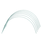 The set of arcs for greenhouse, rod in cambrige, 1.7 m, d = 5 mm, set of 6 PCs