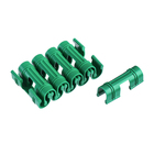 Clip for attaching covering material, d = 16 mm, set of 10 PCs