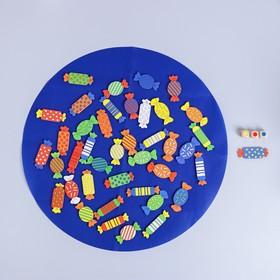 Развивающая игра «Подбери конфету», 4.5 × 20 × 14.5 см
