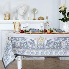 Набор столовый Этель Classic style, скатерть 110х145см +/-3см, салфетки 4 шт