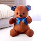 Мягкая игрушка «Мишка», цвет коричневый - фото 4470885