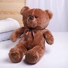 "Soft toy ""Bear"", brown, 65 cm"