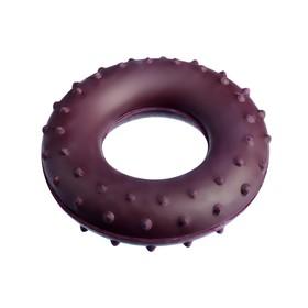 Эспандер кистевой массажный, d=7 см, толщина 2 см, нагрузка 30 кг