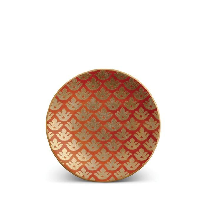 Набор из 4 тарелок Fortuny Canestrelli, диаметр 15 см
