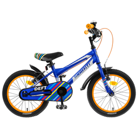 "Велосипед 16"" Graffiti Deft, цвет синий"