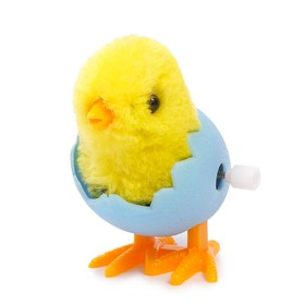 Заводная игрушка «Цыплёнок в яйце», МИКС