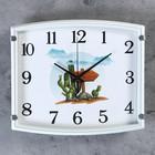 Watch series: Baby, Cactus, 30х3х27 cm, 1 AA, smooth running